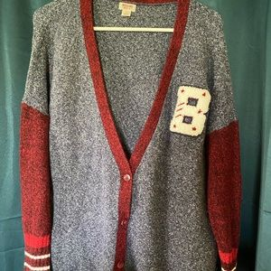 Mossimo sweater cardigan